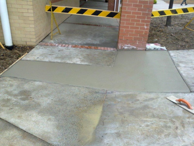 Concreting Services Canberra